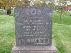 Eli Richard Williams