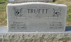Trula <I>Lewis</I> Truett