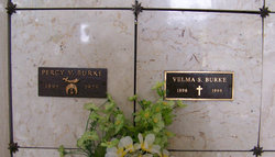 Velma S Burke