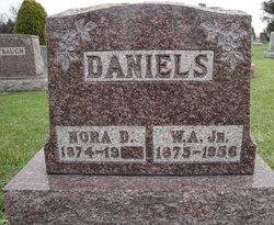 Washington Alexander Daniels, Jr