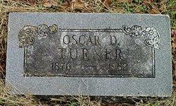 Oscar D. Turner
