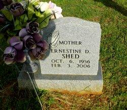Ernestine D. Shed