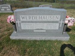 Theodore C. Werdehausen