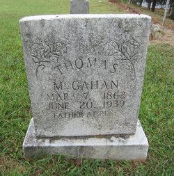 James Thomas McGahan