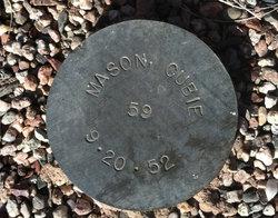 Cubie Mason