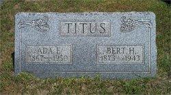 """Robert H. """"Bert"""" Titus"""