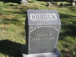 Perry D. Hobden