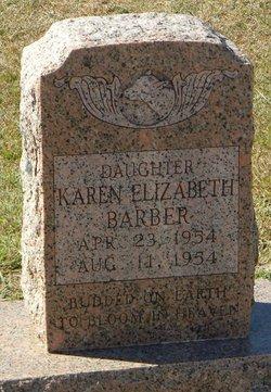 Karen Elizabeth Barber