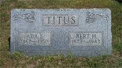 Ada E. <I>Noble</I> Titus