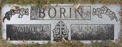Jennie Marie <I>Lamminen</I> Borin