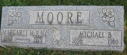 Margaret M Moore