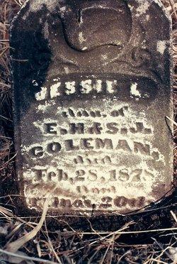 Jessie L. Coleman