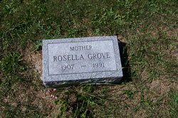 Nora Rosella <I>Peters</I> Grove