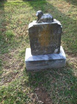Jerry Lee Marshall