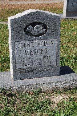 Johnie Melvin Mercer