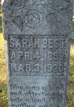Sarah Jane Best