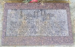 Larry Albert Unrein