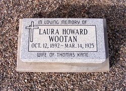 Laura <I>Howard</I> Wootan