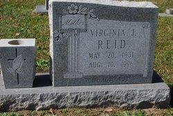 Virginia Ruth <I>Joyner</I> Reid