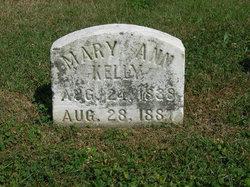 Mary Ann Kelly