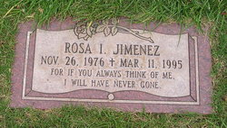 Rosa I. Jimenez
