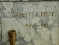 Annette G Price