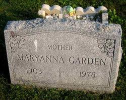 Mary Anna Garden