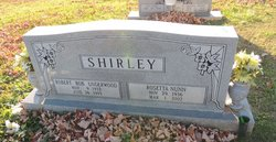 Robert Underwood Shirley
