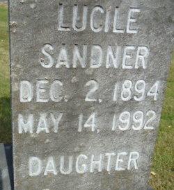 Lucile Sandner