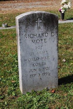 Richard Earl Moye