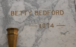 Betty Bedford