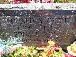 Ronald S Ovitt