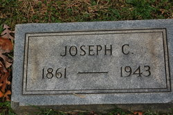 Joseph C Thompson
