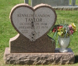 Kenneth Landon Taylor