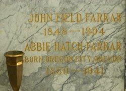 John Field Farrar