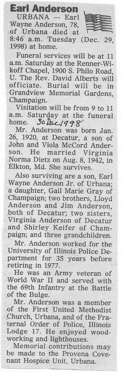 Earl Wayne Anderson
