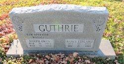 Nancy Ethlanie Guthrie