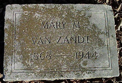Mary M. Vanzandt
