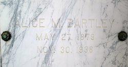 Alice M. Bartley