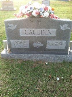 Wayne H. Gauldin