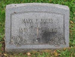 Mary Elizabeth Bouey