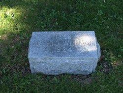 Joseph C Williams