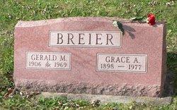 Grace A Breier