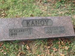 C Clarence Kanoy