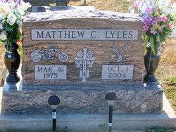Matthew C Lyles