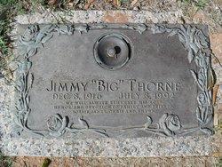 """Jimmy """"Big"""" Thorne"""