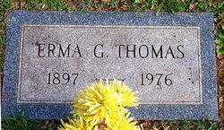 Erma G <I>Kneedler</I> Herndon Thomas
