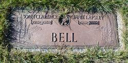 Janie <I>Lapsley</I> Bell