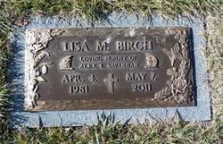 Lisa Marie Birch