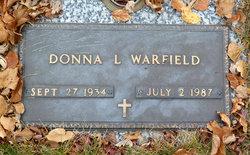 Donna Lea <I>Grimes</I> Warfield